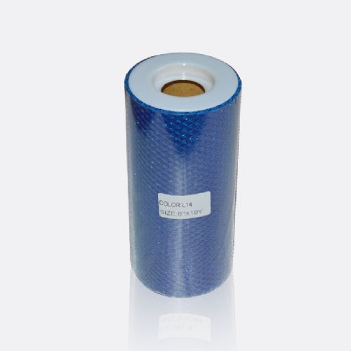 Glitter Royal Blue  netting  L 14